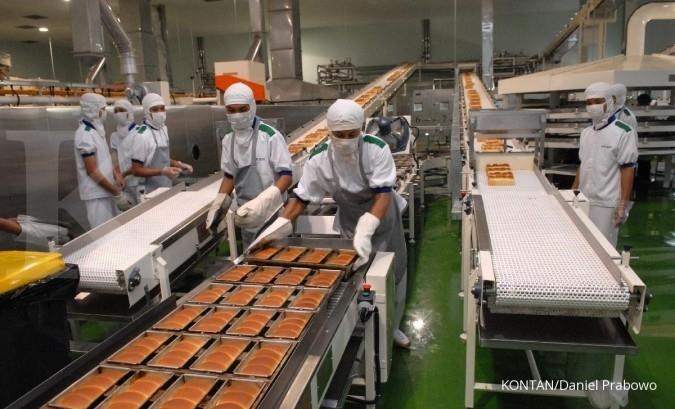 Sari Roti menargetkan bisa mengoperasikan 2 pabrik baru tahun depan.