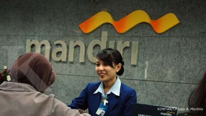 Suku bunga kredit mikro Bank Mandiri tertinggi