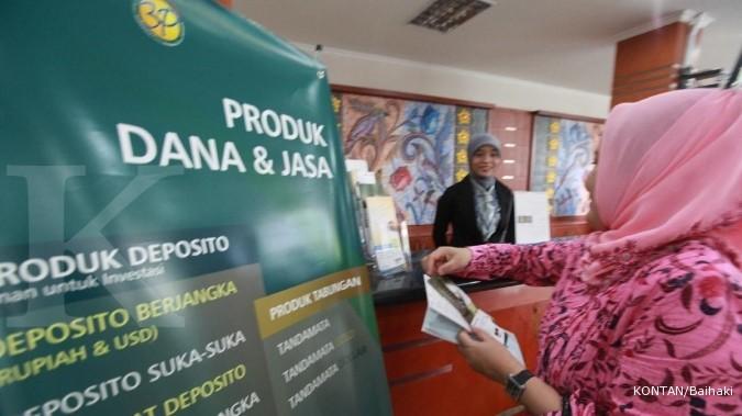 Laba BJB Syariah turun 80,2% di kuartal I 2017
