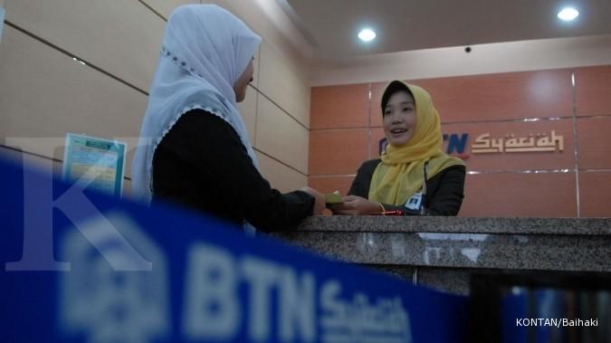 BBTN BTN cari bank menengah untuk dimerger dengan unit syariahnya