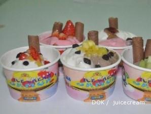 Bisnis es krim jamur di Malang tumbuh bak jamur di musim hujan