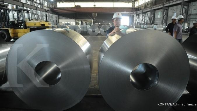 Krakatau Steel gugat pembatalan merek IKS