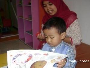 Alhamdulillah, usaha penitipan anak membawa berkah