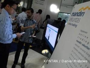 Mandiri Sekuritas resmikan transaksi online trading