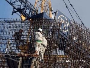 Sepanjang Agustus lalu, PTPP raih kontrak baru senilai Rp 744 miliar
