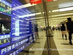 Investor kembali mencemaskan Eropa, bursa Jepang kembali memerah