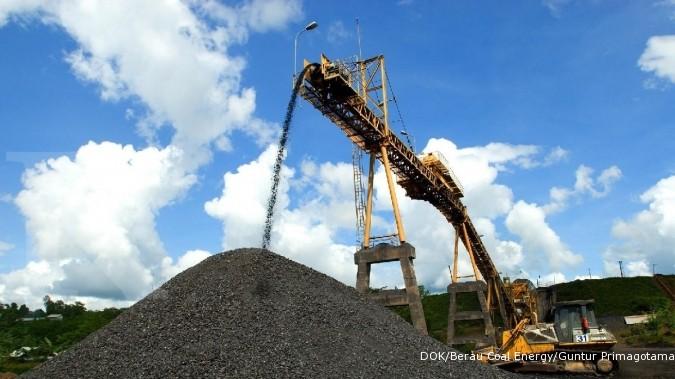 BRAU BEI hapus pencatatan efek Berau Coal Energy