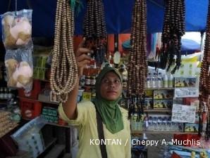 Sentra oleh-oleh haji Tanah Abang: Beli oleh-oleh tidak harus ke Arab (1)