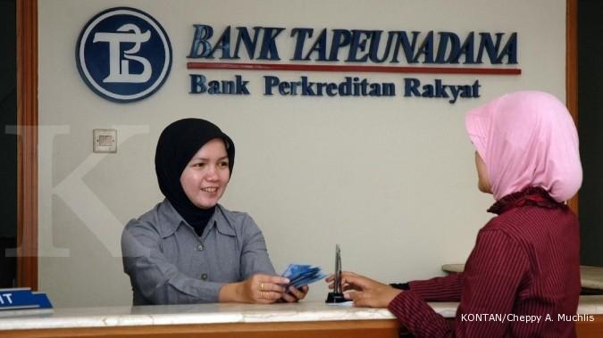 Kredit tumbuh, BPR bergulat dengan pinjaman macet