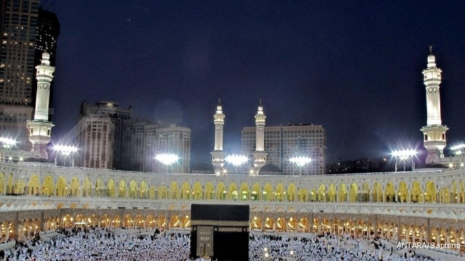 Waskita to renovate Masjidil Haram mosque in Mecca