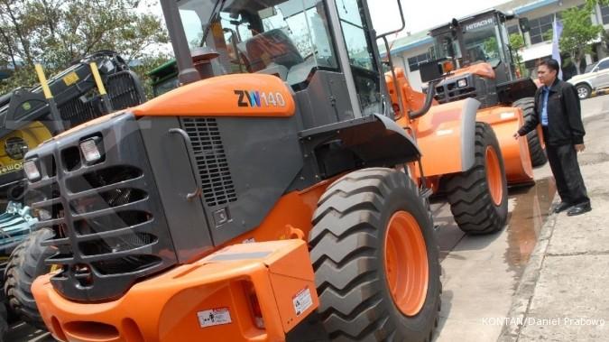 HEXA Hexindo targetkan penjualan alat berat tumbuh 15%