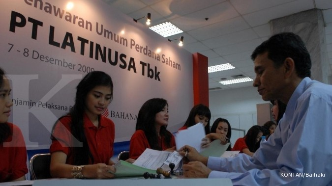NIKL Komisaris Latinusa pamit mengundurkan diri