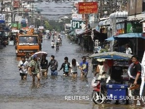 Banjir Thailand masih mengancam, ATPM cari pemasok onderdil cadangan