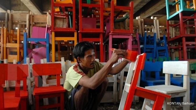 Balada Sentra Meja dan Kursi di Kranji (2)