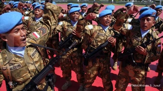 Tak ada bukti pasukan RI selundupkan senjata Sudan