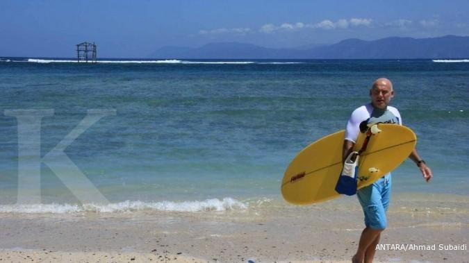 Pacitan mengundang surfer dunia