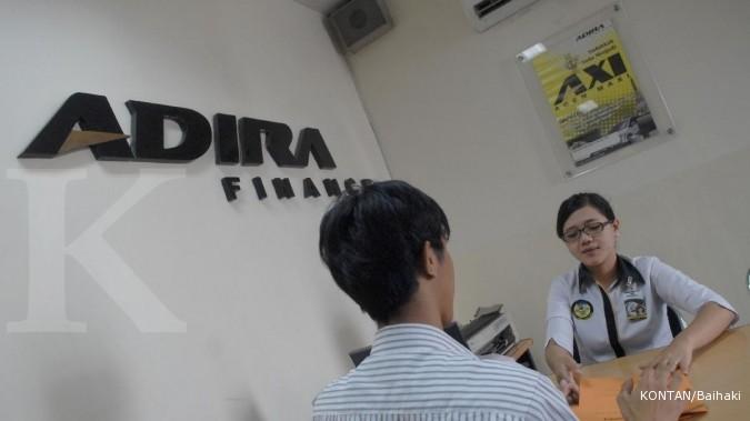 ADMF dapat pinjaman dengan bunga 9,4% per tahun
