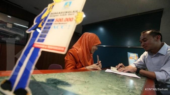 Multifinance meraih utang luar negeri