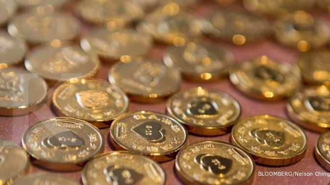 Waduh, harga emas bisa anjlok ke US$ 1.100 di 2014