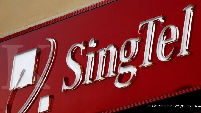 Pendapatan SingTel tertolong anak usaha regional