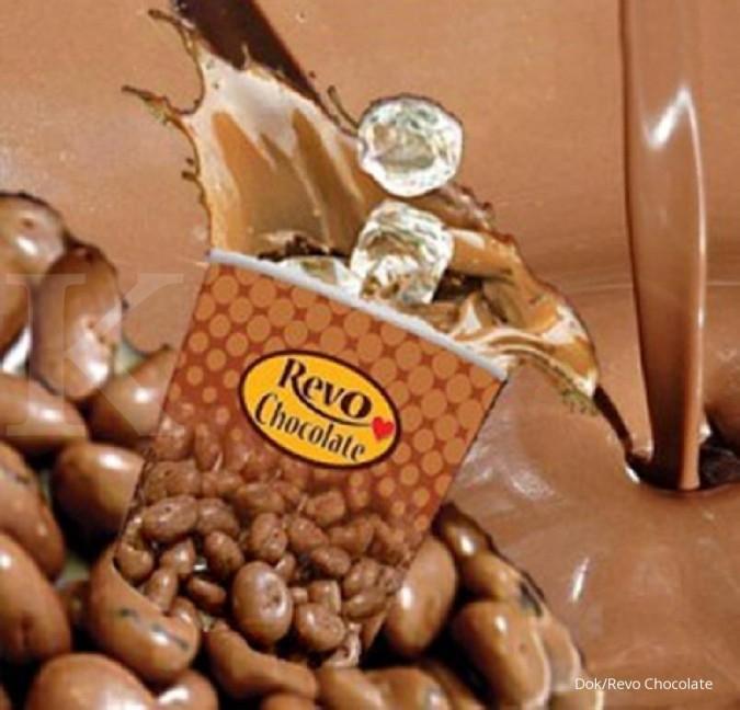 Mengaduk peluang cuan Revo Chocolate Drink