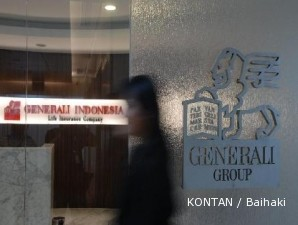 Generali bakal buka 25 unit kantor cabang