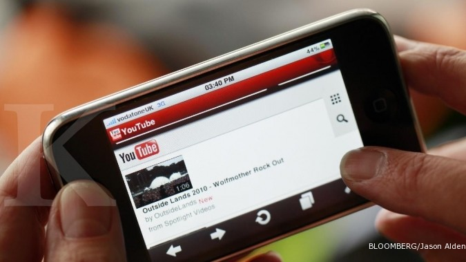 YouTube offline, nonton video tanpa internet