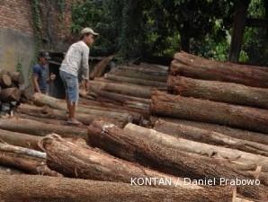 Mulai 2012, ekspor  kayu wajib bersertifikat