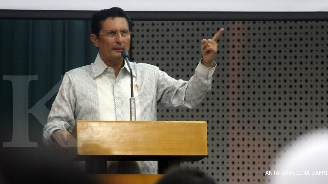 Fadel diperiksa sebagai tersangka korupsi