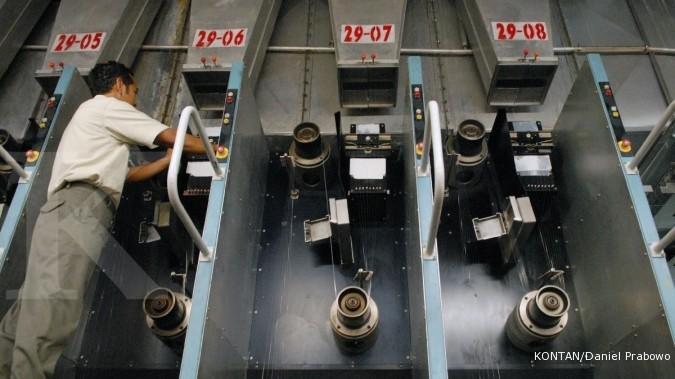 POLY Asia Pacific Fibers (POLY) akan meremajakan dan mengganti mesin