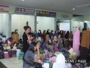 Sentra bordir Tasik di Jakarta: Pusat kain bordir Tasik itu di Thamrin City (1)