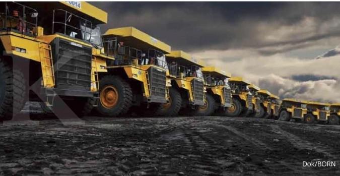 BORN Saham Borneo Lumbung Energi & Metal (BORN) delisting hari ini