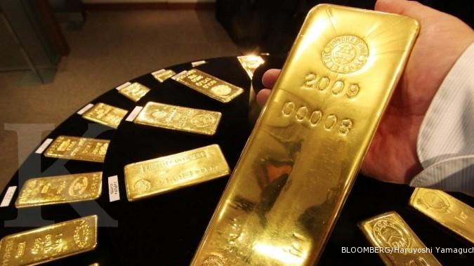 Harga Emas Dunia Terseret Hasil Referendum Swiss