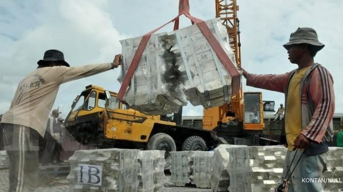 TINS Inalum akan miliki 4,84 miliar saham seri B TINS