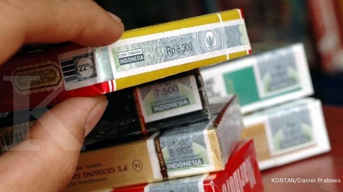 Alokasi dana cukai rokok salah sasaran di daerah