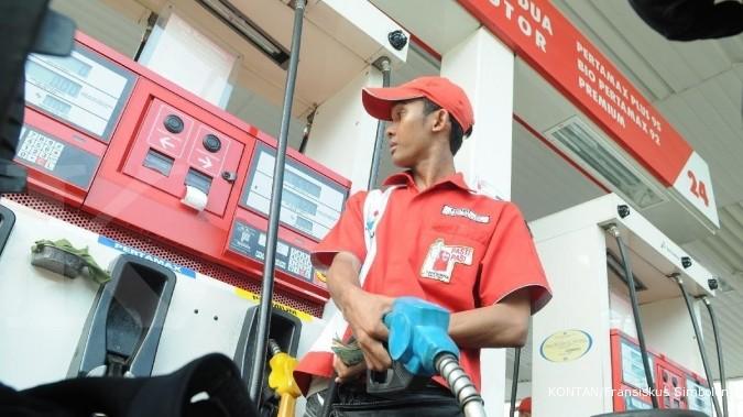 Ikuti harga minyak, Pertamax naik Rp 150 per liter