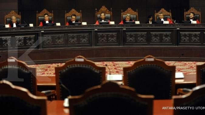 Akil Mochtar : Siapa Saja Bisa Jadi Ketua MK