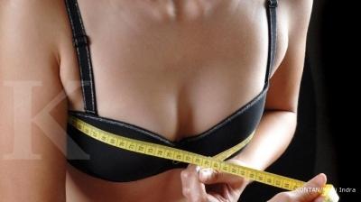 Membaca kesehatan badan dari perubahan payudara