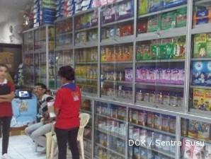 Indolakto topping off pabrik di Pasuruan