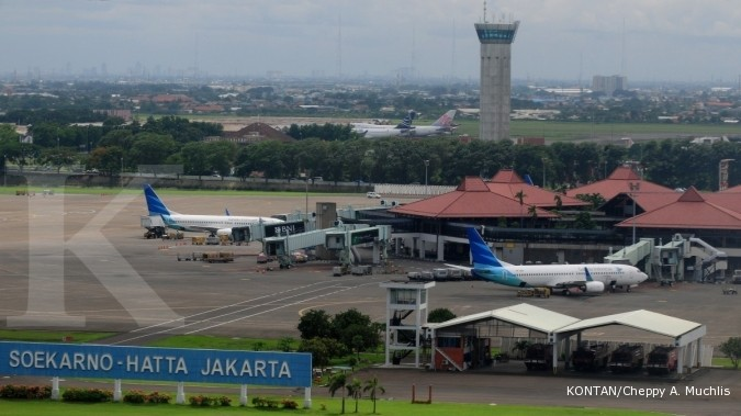 Bandara Soetta siapkan 2 Pusat Logistik Berikat