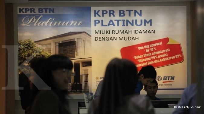 Pasar properti naik, kinerja BBTN juga bisa tumbuh