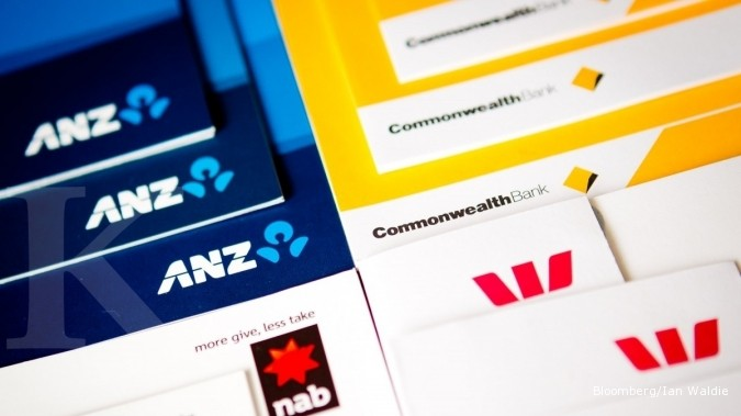 Imbal hasil bank asal Australia Jawara