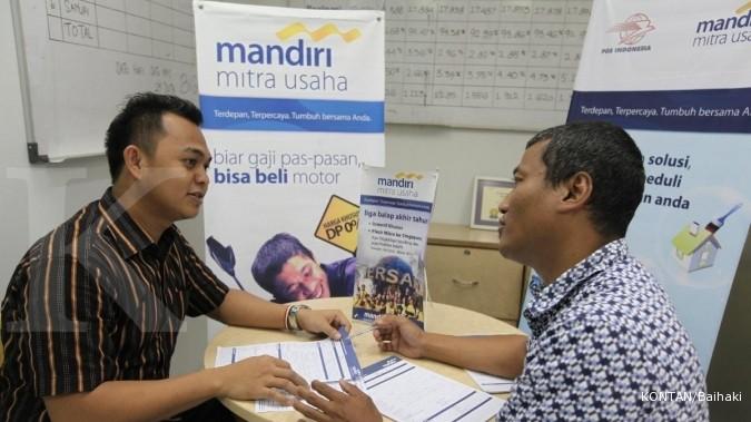 Bank Mandiri salurkan KUR Rp 10,5 T sampai Oktober