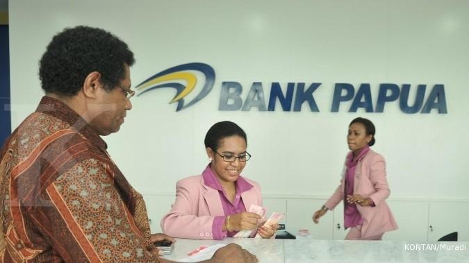 Kredit macet Bank Papua tak dijamin Jamkrindo