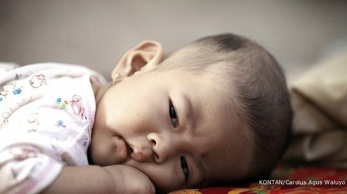 Inilah penyebab dan cara mengatasi diare pada bayi