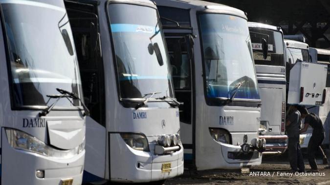 PO Bhinneka tambah 40 unit bus baru tahun ini