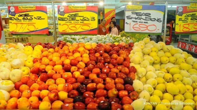 Kebijakan pintu masuk impor hortikultura membingungkan