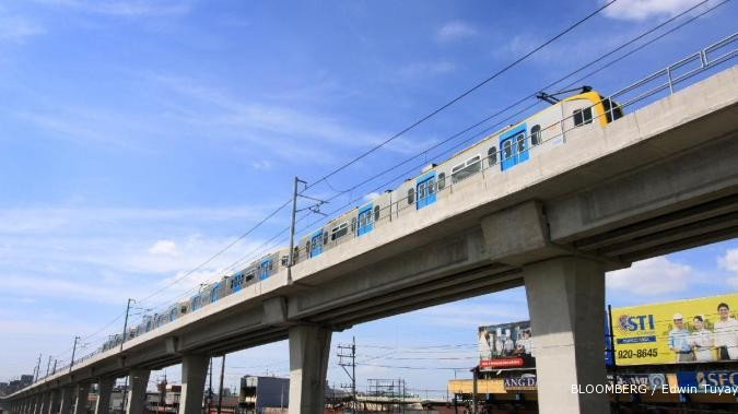 10 Konsorsium MRT telah disetujui JICA