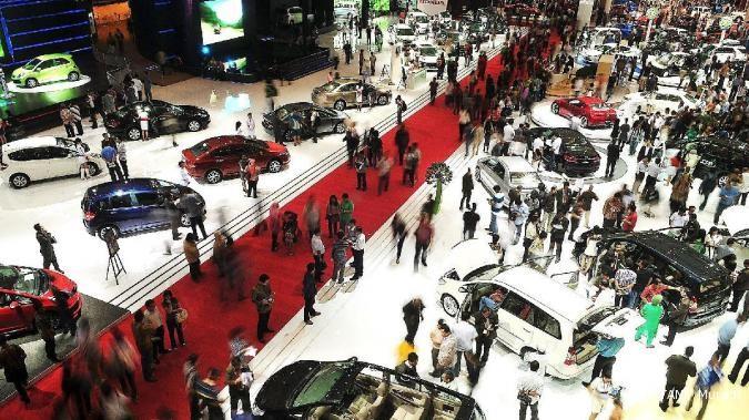 Industri otomotif rebutan bangun pabrik baru