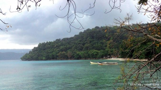 Pesona surga nan indah di ujung barat Indonesia